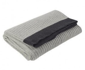 How much do I love the new Bassike range? 'Bassike by Bemboka' wide rib throw.