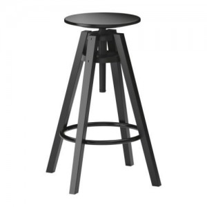 Ikea Dalfred and Bosse stools, both $69