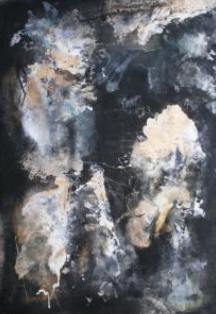 'Odyssey in Black' by Madeleine Casey