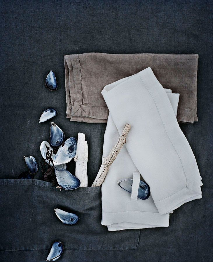 Indigo inspiration by Ditte Isager via Edge Reps