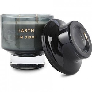 I love the new 'Earth' range of candles from Tom Dixon. This vessel will look amazing even after the candle has burned