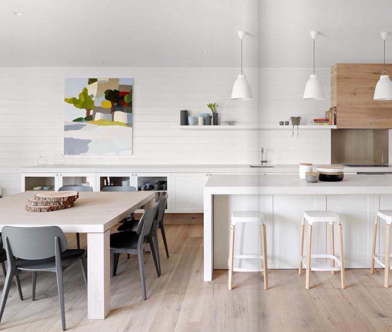 Kitchen by Mim Design. Photography Derek Swalwell.