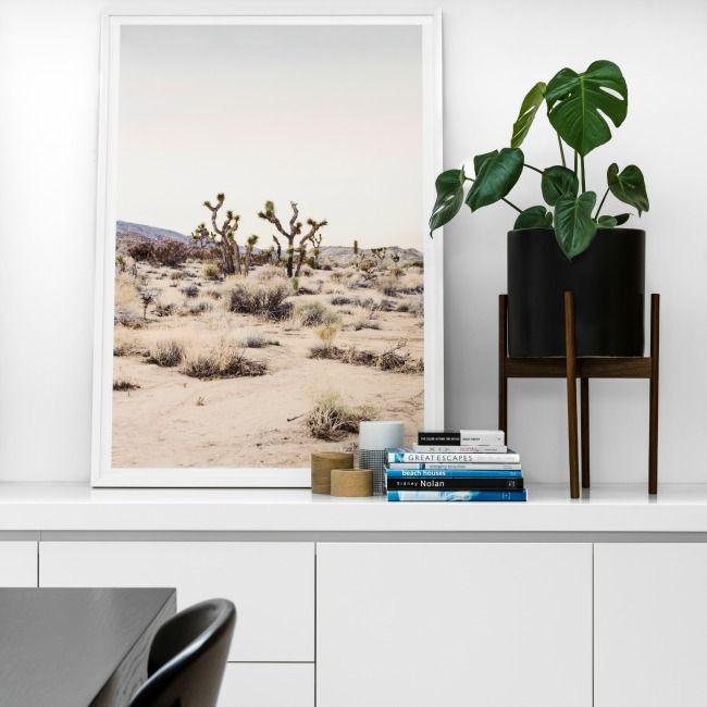Pink Desert from The Artwork Stylist. Photography Tom Blachford